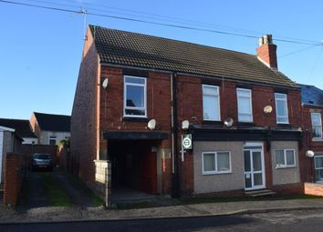 Thumbnail 1 bed flat to rent in Flat 3, 3 Queen Street, Pilsley