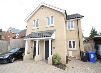 2 bed semi-detached house for sale in The Drift, Spring Road, Ipswich IP4