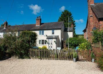 Thumbnail 2 bed end terrace house for sale in Park Lane, Clifton-On-Teme, Worcester
