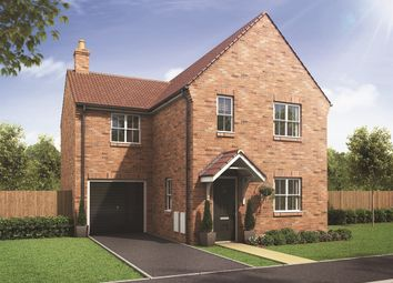 "Thumbnail 3 bed detached house for sale in ""The Hawthorne"" at Penny Pot Gardens, Killinghall, Harrogate"