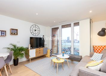 Thumbnail 1 bed flat to rent in Dara House, 50 Capitol Way, London