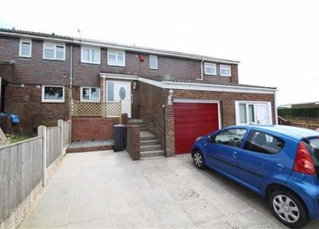 Thumbnail 3 bed terraced house for sale in Trostrey, Cwmbran, Torfaen