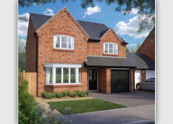 "Thumbnail 4 bed detached house for sale in ""The Durham"" at Ash Road, Cuddington, Northwich"