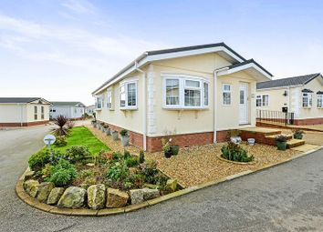 Thumbnail 2 bed mobile/park home for sale in Truro Heights, Kenwyn, Truro
