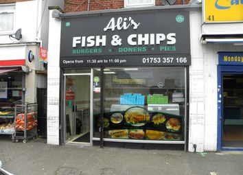 Thumbnail Commercial property for sale in Stoke Road, Slough