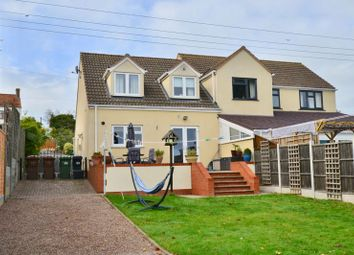 Pitchers Hill, Wickhamford, Evesham WR11. 3 bed semi-detached house for sale