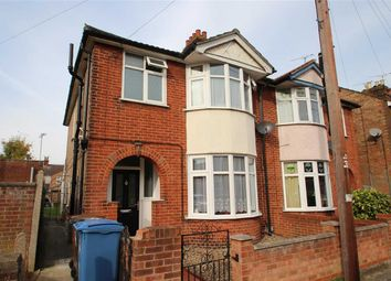 Thumbnail 3 bed semi-detached house for sale in Schreiber Road, Ipswich