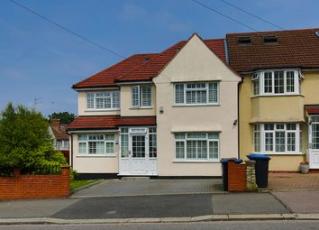 Thumbnail End terrace house for sale in Coles Green Road, London