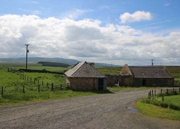 Thumbnail Land for sale in Craigburn Farm, Leadburn, Eddleston, Peebles