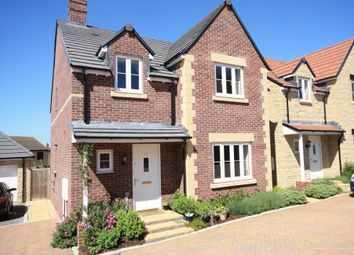 Thumbnail 4 bed detached house for sale in Coffin Close, Highworth