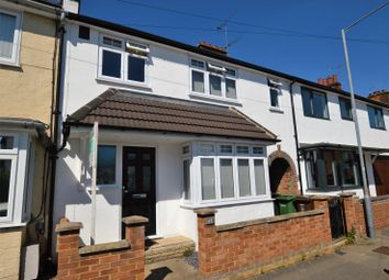Thumbnail 3 bed terraced house for sale in Castle Road, St.Albans