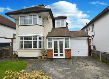 Thumbnail 4 bed detached house for sale in Parkanaur Avenue, Thorpe Bay, Essex