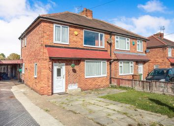 Thumbnail 3 bed semi-detached house for sale in Askam Avenue, Pontefract