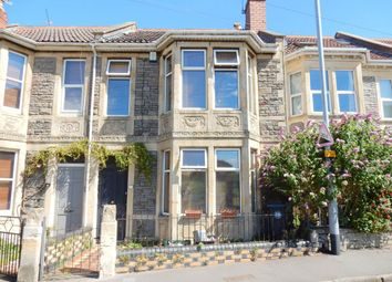 Thumbnail 4 bedroom terraced house to rent in Talbot Road, Knowle, Bristol