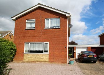 Thumbnail 4 bed detached house for sale in Pilgrims Way, Spalding