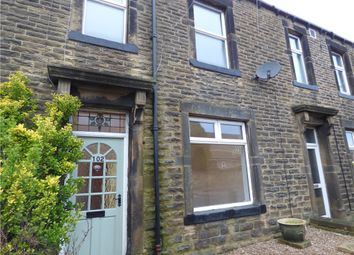 Thumbnail 3 bed terraced house for sale in Keighley Road, Skipton, North Yorkshire