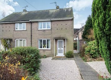 Thumbnail 2 bed semi-detached house for sale in Frostings Close, Grenoside, Sheffield