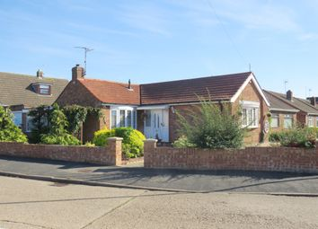 Thumbnail 2 bed detached bungalow for sale in Ellwood Avenue, Stanground, Peterborough