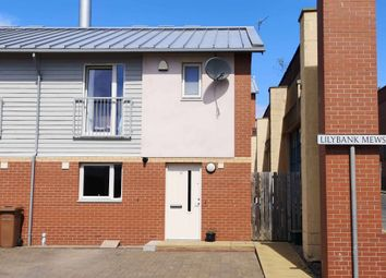 Thumbnail 3 bed end terrace house for sale in Lilybank Mews, Dundee