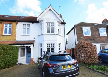 Thumbnail 4 bedroom town house to rent in Woodside Avenue, Esher