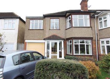 Thumbnail 4 bed semi-detached house for sale in Quarry Park Road, Sutton
