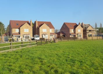 Thumbnail 4 bed detached house for sale in Hill Farm Lane, Walpole St Peter, Wisbech