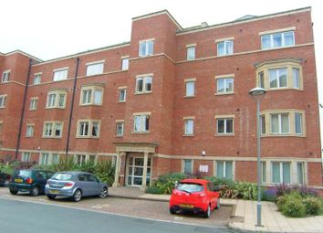 Thumbnail 2 bed flat to rent in Caxton Place, Wrexham