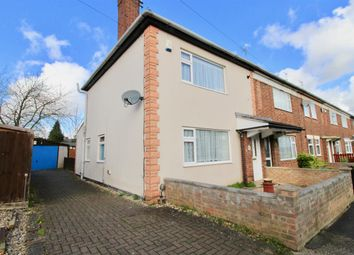 Thumbnail 2 bed terraced house for sale in Fane Road, Walton, Peterborough