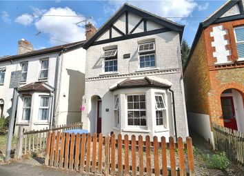 Thumbnail 3 bed detached house to rent in Royal Oak Road, Woking, Surrey