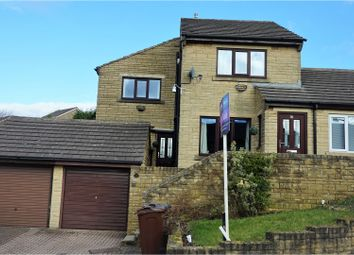 Thumbnail 3 bed semi-detached house for sale in Ling Park Avenue, Wilsden