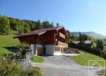 Thumbnail 4 bed chalet for sale in Rhône-Alpes, Haute-Savoie, Habère-Poche