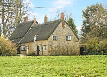Thumbnail 3 bed semi-detached house for sale in Greenside Cottage, The Green, North Aston, Oxfordshire