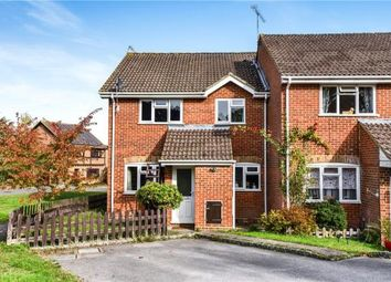 Thumbnail 2 bed terraced house for sale in Hawkesworth Drive, Bagshot, Surrey