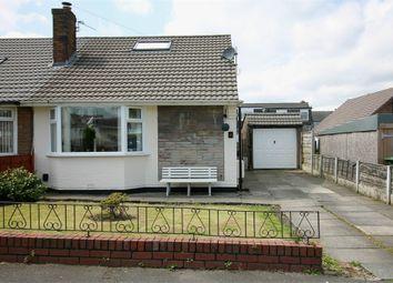 Thumbnail 2 bedroom semi-detached bungalow for sale in Morven Grove, Bolton, Lancashire