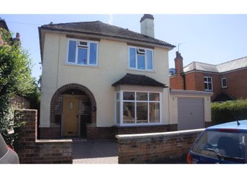 Thumbnail 4 bed detached house for sale in Priory Road, Spalding