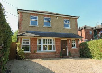 Thumbnail 4 bed detached house for sale in Spring Lane, Colden Common, Winchester