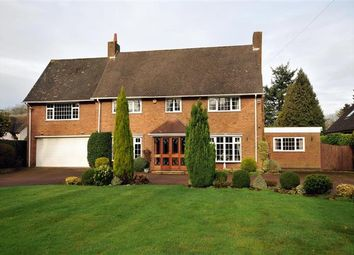 Thumbnail 4 bed detached house for sale in Aldridge Road, Little Aston, Walsall