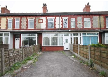 Thumbnail 3 bedroom terraced house for sale in Woodsend Road, Urmston, Manchester