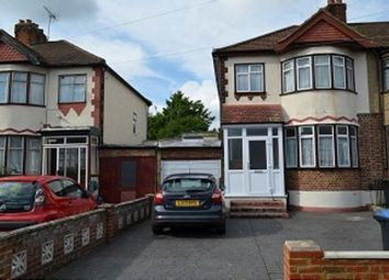 Thumbnail 4 bedroom semi-detached house to rent in Connop Road, Enfield