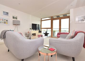 Thumbnail 3 bed flat to rent in Orvis Court, Midway Quay, Eastbourne