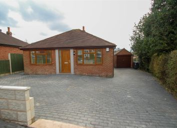 Thumbnail 2 bedroom bungalow to rent in Meadow Road, Brown Edge, Stoke-On-Trent