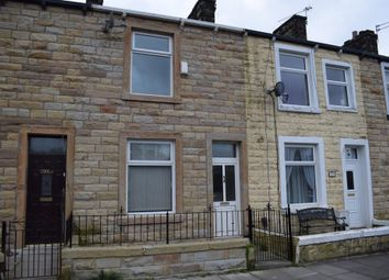 Thumbnail 3 bed terraced house for sale in Stockbridge Road, Padiham, Burnley