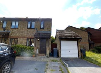 Thumbnail 2 bed end terrace house to rent in Hanson Close, Guildford, Surrey