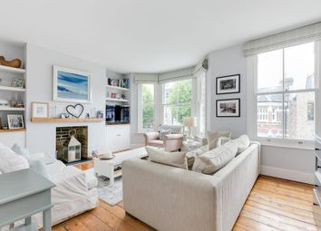 Thumbnail 3 bed flat to rent in Irene Road, London