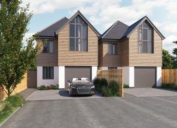 Thumbnail 4 bed detached house for sale in Fair Oak Road, Fair Oak, Southampton