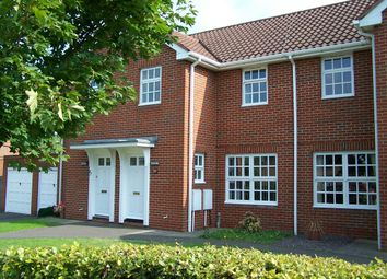 Thumbnail 3 bedroom terraced house to rent in Longcroft Lane, Welwyn Garden City