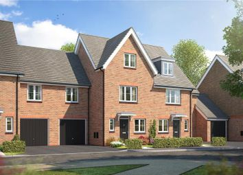 Thumbnail 4 bed terraced house for sale in Cresswell Park, Roundstone Lane, Angmering