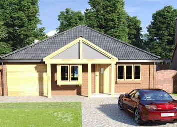 Thumbnail 3 bed detached bungalow for sale in Bridge End, Leek