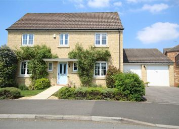 Thumbnail 4 bedroom detached house for sale in Casterbridge Road, Taw Hill, Wiltshire