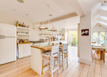 Thumbnail 5 bed terraced house for sale in Bellevue Road, London